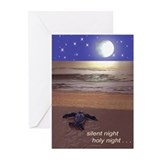 Animal christmas Greeting Cards (20 Pack)