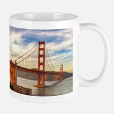 Golden Gate Bridge Mugs