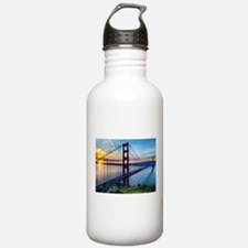 Golden Gate Bridge Sports Water Bottle