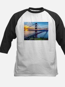 Golden Gate Bridge Baseball Jersey