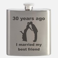 30 Years Ago I Married My Best Friend Flask