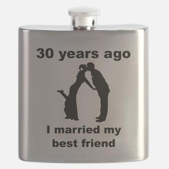 30 Years Ago I Married My Best Friend Flask