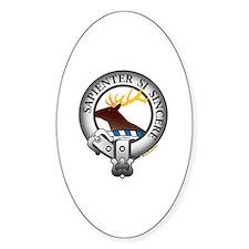 Davidson Clan Decal