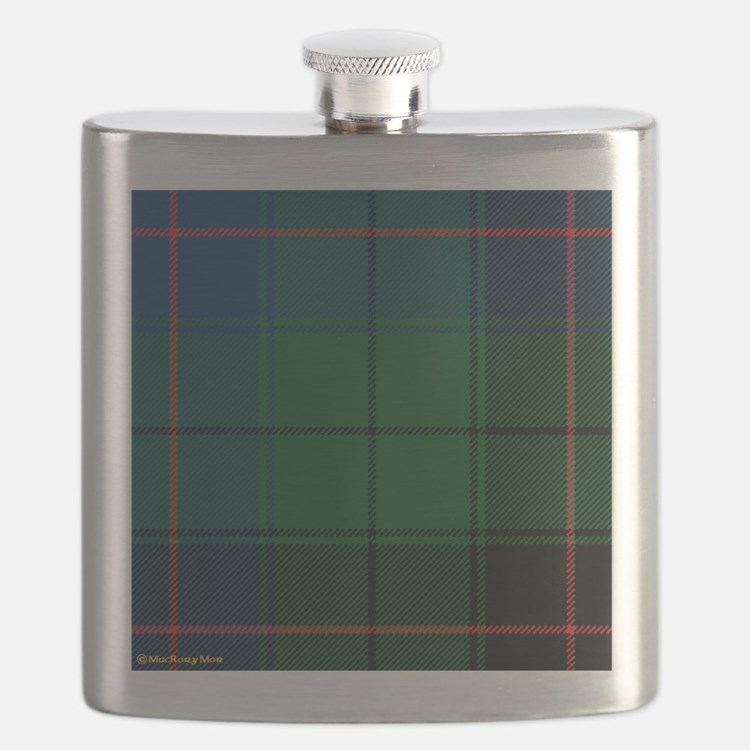 Davidson Clan Flask