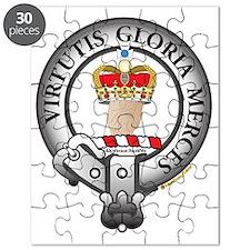 Donnachaidh Robertson Clan Puzzle