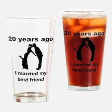 20 Years Ago I Married My Best Friend Drinking Gla