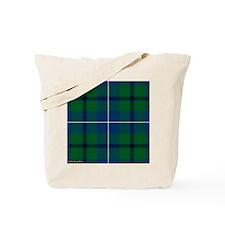 Douglas Clan Tote Bag