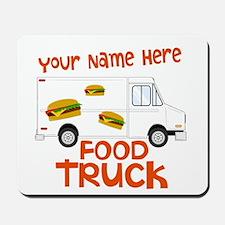Food Truck Mousepad