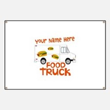 Food Truck Banner