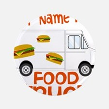 Food Truck Button