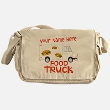 Food Truck Messenger Bag