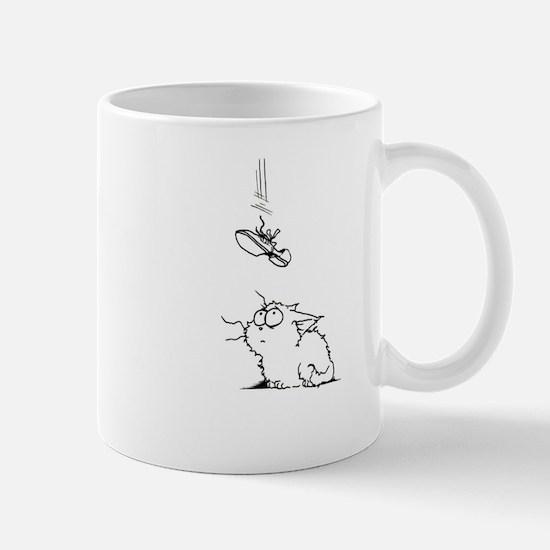 Bad Luck Kitten Shoe Drop Mugs