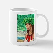 Hawaiian Beauty Mugs