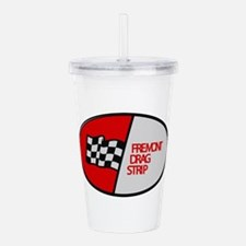 Fremont Drag Strip Acrylic Double-wall Tumbler