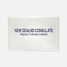 New Zealand Consultate: Deput Rectangle Magnet