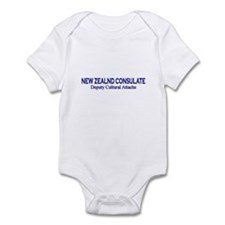 New Zealand Consultate: Deput Infant Bodysuit