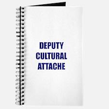 Deputy Cultural Attache Journal