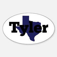 Texas - Tyler Decal