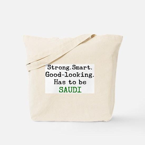 be saudi Tote Bag