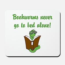 Bookworms Mousepad