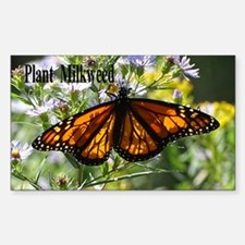 Save Monarchs Decal