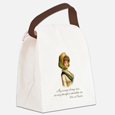 Lizzy Says Canvas Lunch Bag
