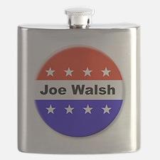 Vote Joe Walsh Flask