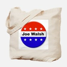 Vote Joe Walsh Tote Bag