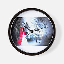 Cute Fairy tales Wall Clock