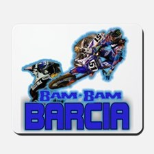 BamBamBarcia Mousepad