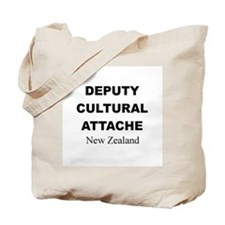 Deputy Cultural Attache: New Tote Bag