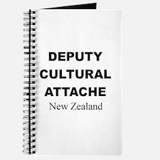 Deputy Cultural Attache: New Journal