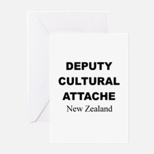 Deputy Cultural Attache: New Greeting Cards (Pk o