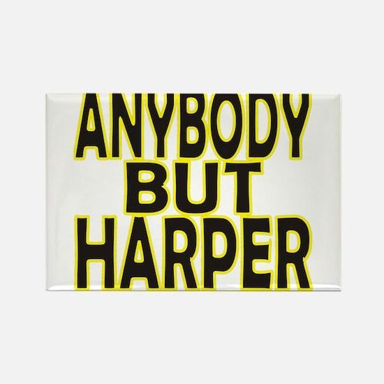 Anybody But Harper Magnets