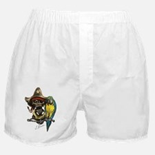 Unique Jolly roger Boxer Shorts
