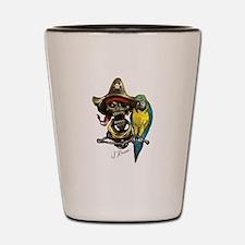 Unique Jolly roger Shot Glass