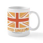 United Gingedom Mug Mugs
