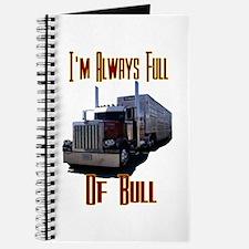 I'm Allways Full of Bull Journal