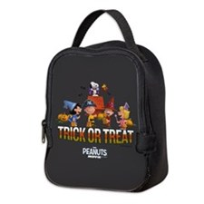 The Peanuts Movie - Trick or Tr Neoprene Lunch Bag