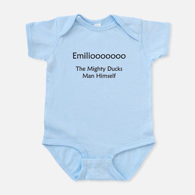 Cute Emilio Infant Bodysuit