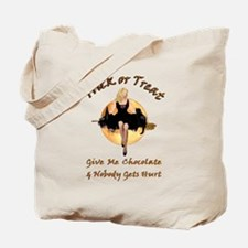 GIVE ME CHOCOLATE Tote Bag