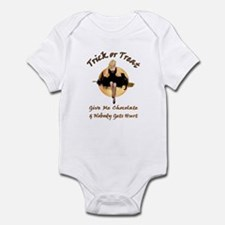 GIVE ME CHOCOLATE Infant Bodysuit