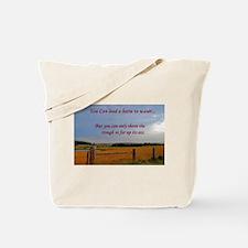 Golden Pasture Tote Bag