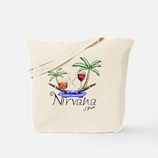 Funny Nirvana Tote Bag