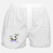 J Rowe Nirvana Cigars Boxer Shorts