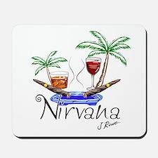 J Rowe Nirvana Cigars Mousepad
