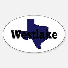 Texas - Westlake Decal