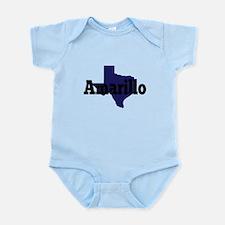 Texas - Amarillo Body Suit