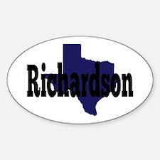 Texas - Richardson Decal