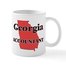 Georgia Accountant Mugs